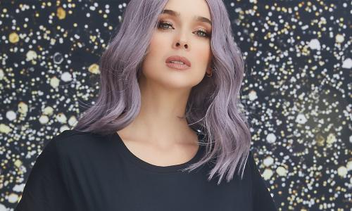 Velvet Wavez Lilac Cloud